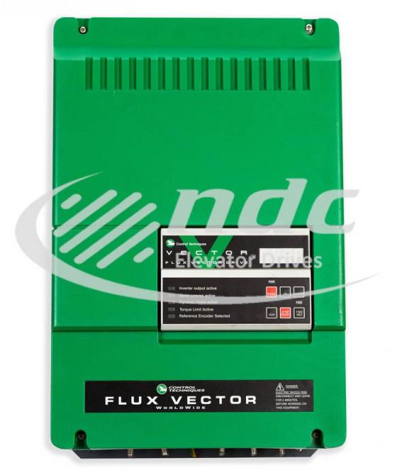 Control Techniques Flux Vector Elevator Drives