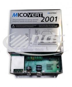 Micotrol Micovert 2001 Elevator Drives