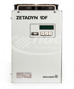 Ziehl-Abegg Zetadyn 1DF Elevator Drives