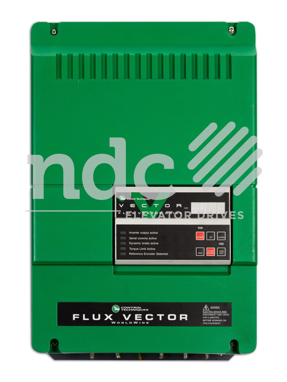 Control Techniques Flux Vector
