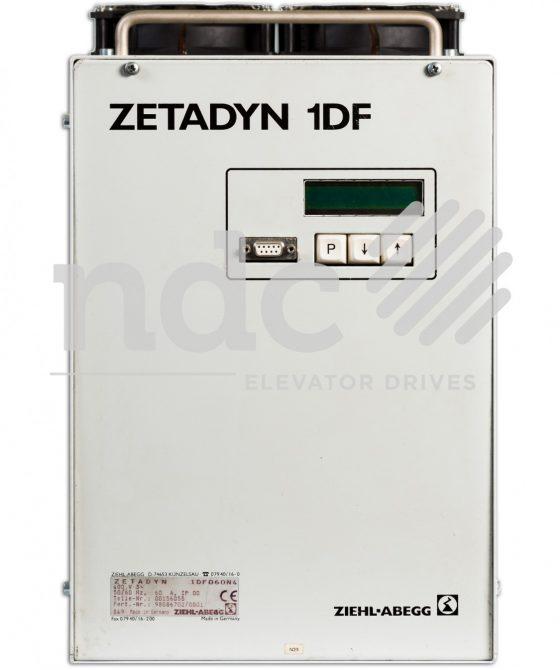 Ziehl-Abegg Zetadyn 1DF