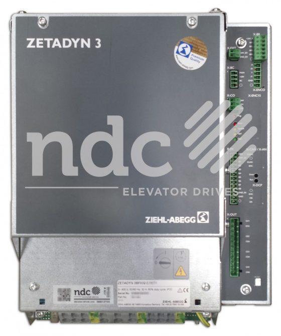 Ziehl-Abegg Zetadyn 3